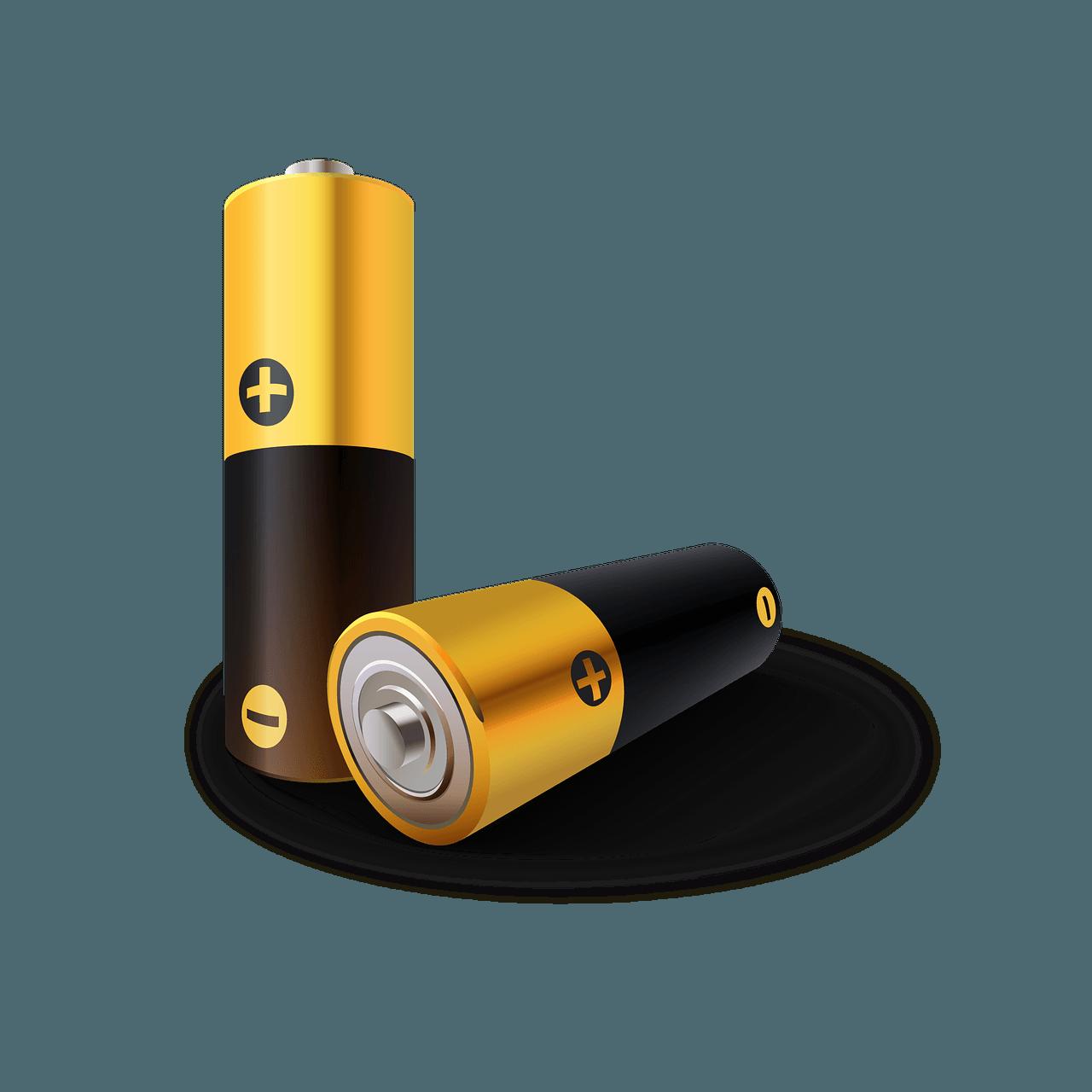 Billiga batterier med kvalitet