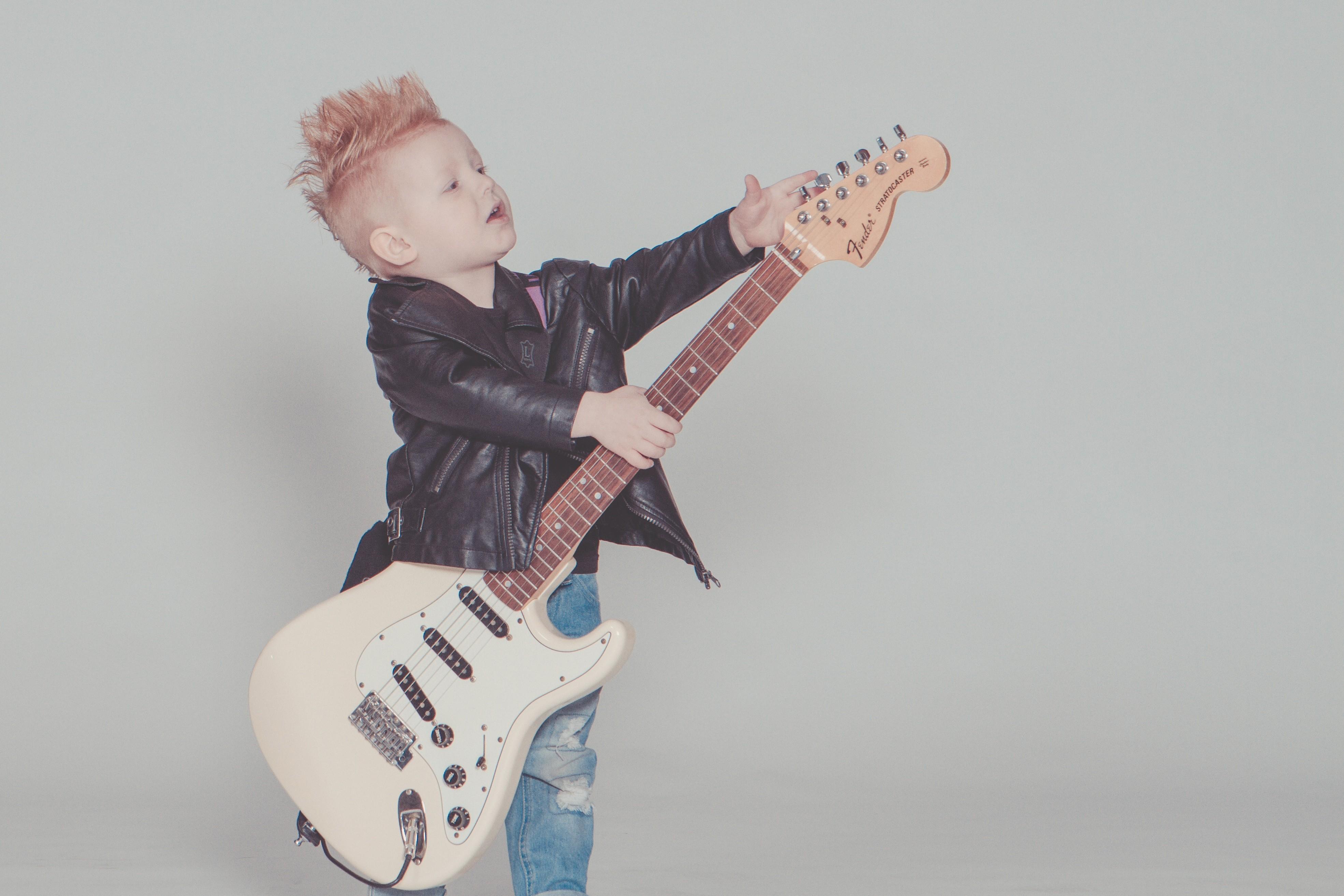 Tips inför gitarrköp till ditt barn