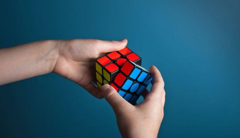 Rubiks förbannade kub