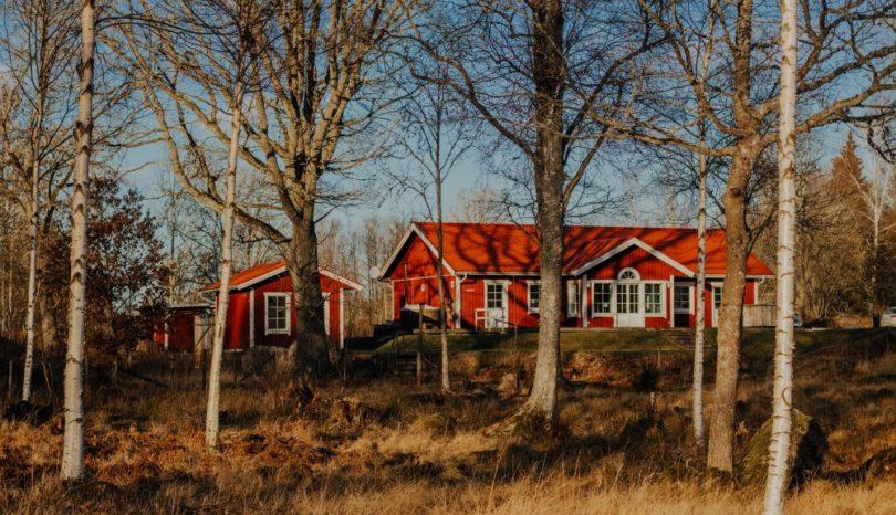 Livet är som en husdränering: Det gäller att ha en stabil grund