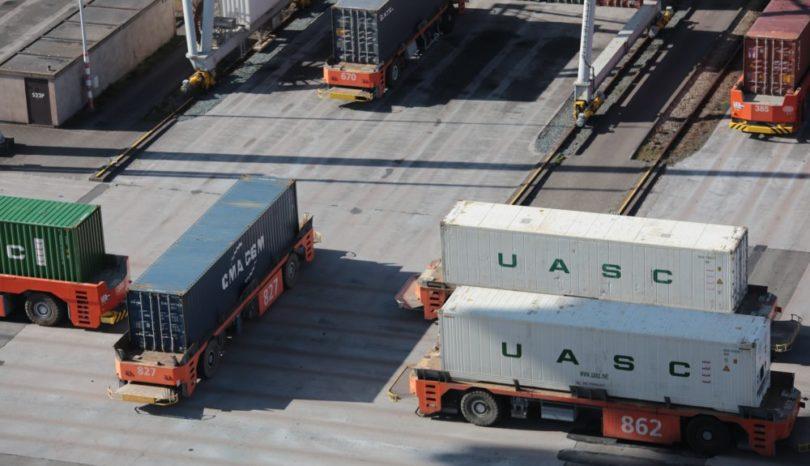 I Växjö kan man ta truckkörkort
