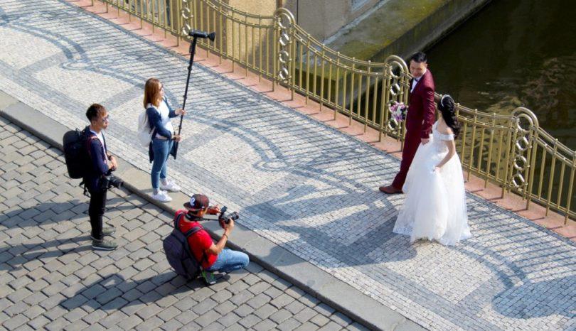 Föreviga magin med bröllopsfotograf